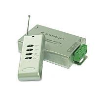 RGB контроллер 12A RF 144W 12V 4 кнопки, фото 1