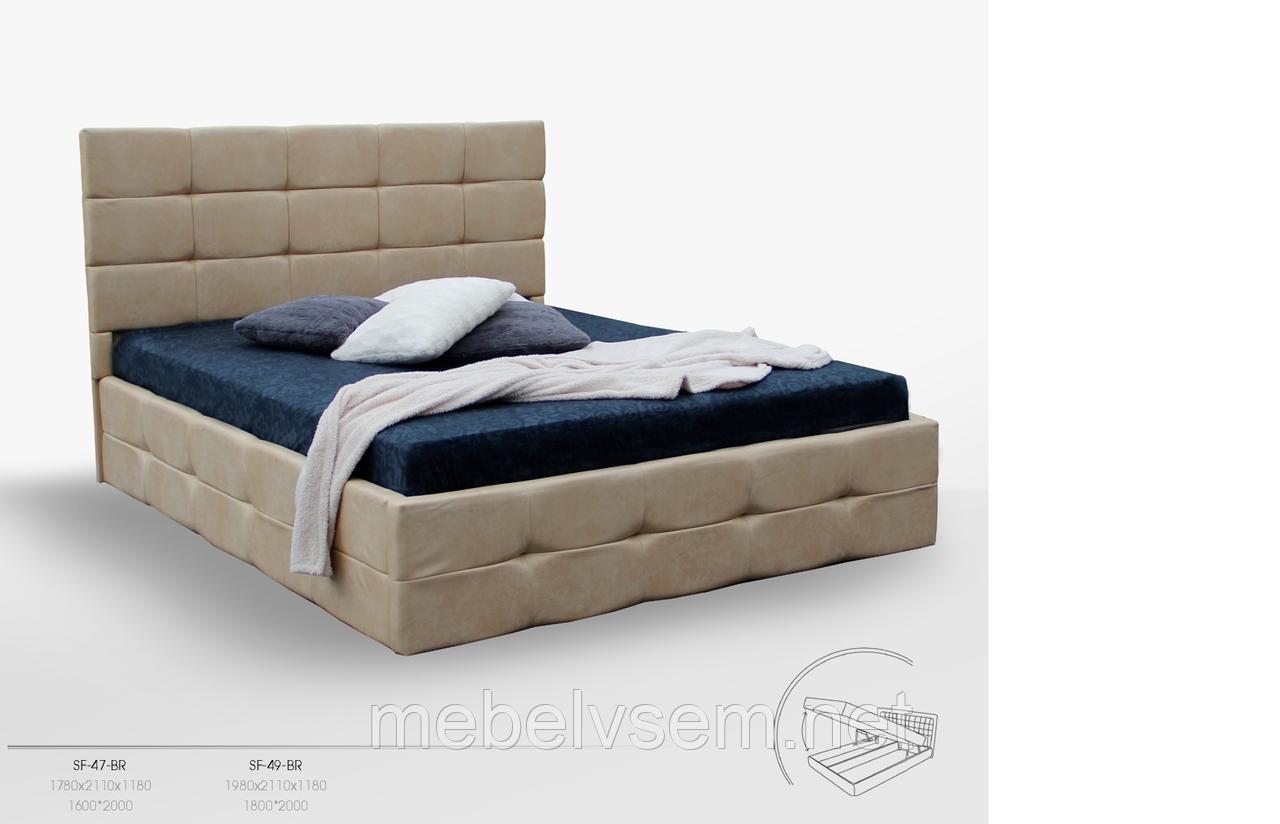 Кровать Бристоль от Миро марк