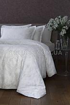 Комплект постельного белья 200x220 PAVIA NORA CREAM(KREM) кремовый