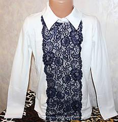 Школьная блуза на девочку Toontoy 10,11,12,13 лет