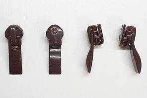 Бегунок Баришевка №7 (10) с брелком коричн., фото 2