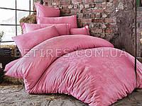 Комплект постельного белья 200x220 ISSIMО BERTHA ROSE(GUL) розовый