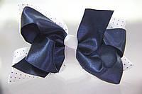 Бантик для волос на резинке, фото 1