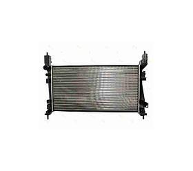 Радиатор охлаждения Fiat Qubo 2010- (1.3D-HDI) KEMP