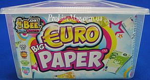Съедобные деньги JOHNY BEE® Euro Paper `200