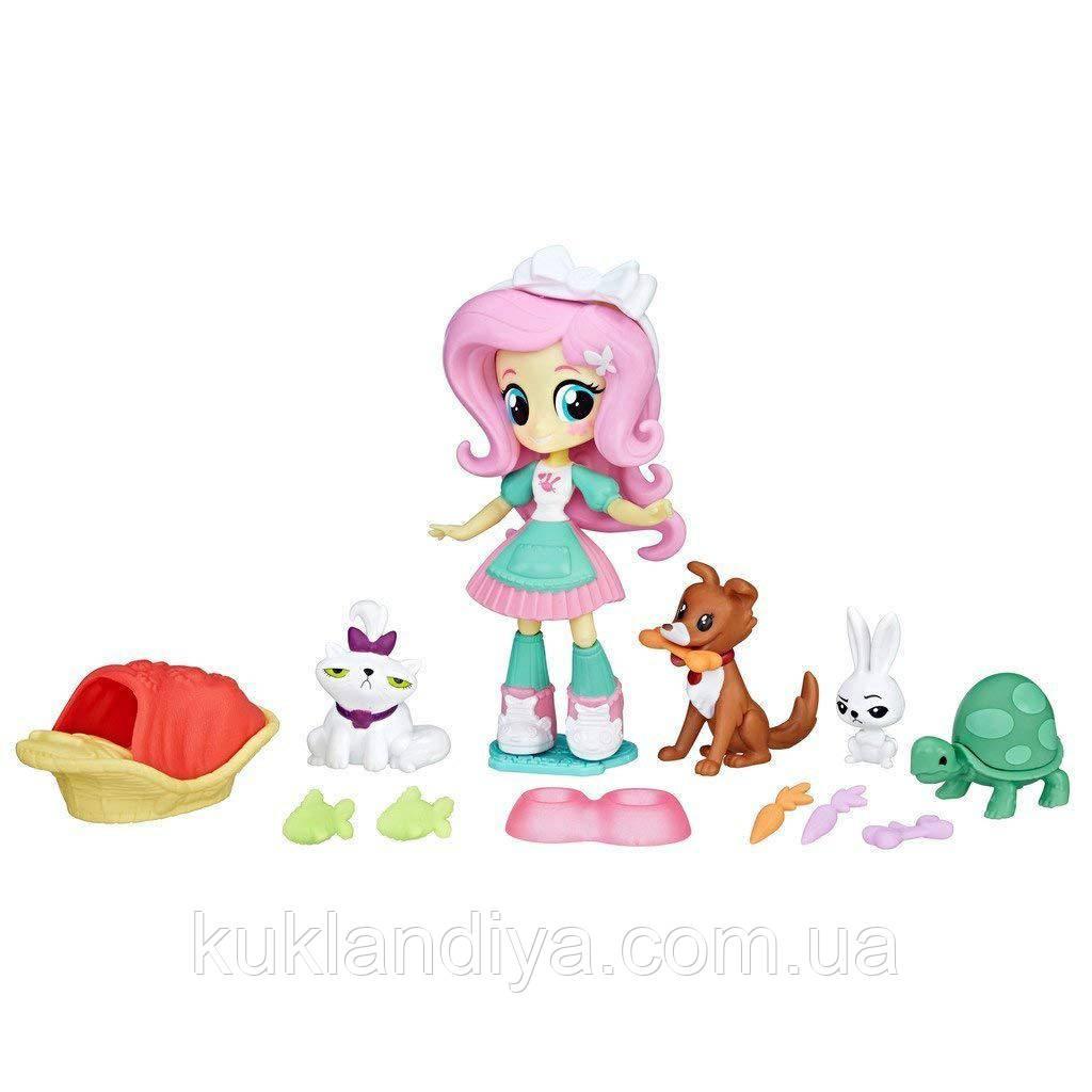 Набор My Little Pony Спа салон питомцев Флаттершай