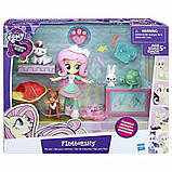 Набор My Little Pony Спа салон питомцев Флаттершай, фото 2
