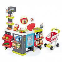 Игровой магазин Супермаркет Smoby 350215