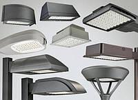 Разновидности светодиодных светильников для уличных столбов