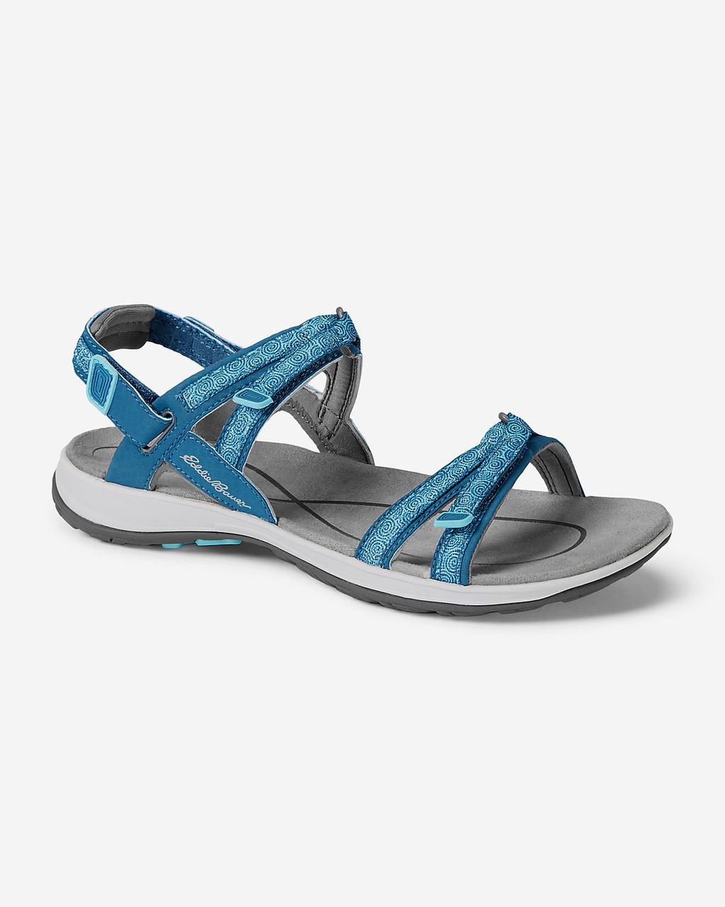Женские сандали Eddie Bauer Womens Esker MOSAIC BLUE