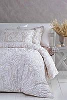 Комплект постельного белья 200x220 PAVIA ASPEN молочный
