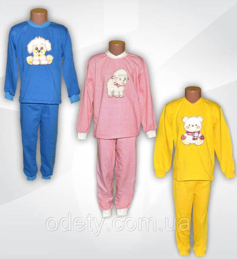 b3f80627290dd Теплая детская пижама. Детская пижама с начесом. Пижама детская с начесом.