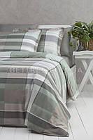 Комплект постельного белья 200x220 PAVIA PEPITA зеленый