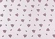 Сатин (хлопковая ткань) маленькие серые елки, фото 2