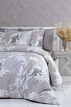 Комплект постельного белья 200x220 PAVIA CRYSTAL BROWN(KAHVE)