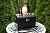 Сумка женская квадратная лаковая модная, фото 8