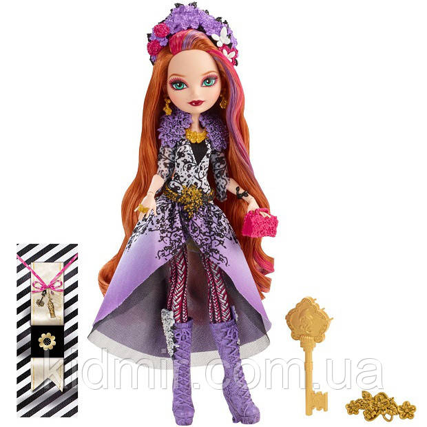 Кукла Ever After High Холли О'хаер (Holly O'Hair) из серии Spring Unsprung Школа Долго и Счастливо