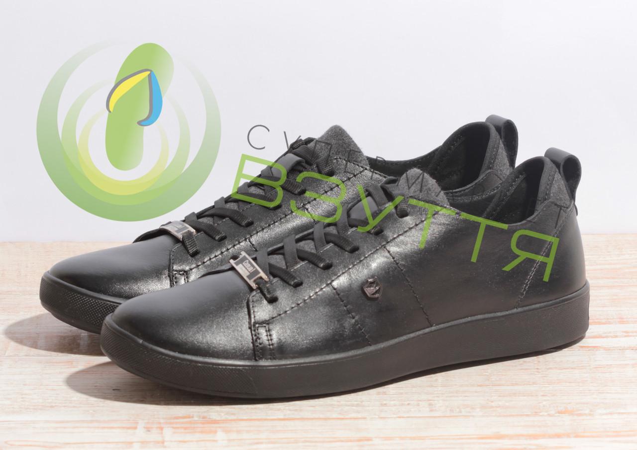Туфли кожаные мужские Мида 110897-ЧК 41-45 размеры
