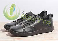 Туфли кожаные мужские Мида 110897-ЧК 41-45 размеры, фото 1