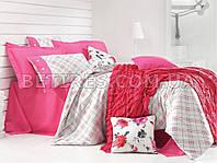 Комплект постельного белья 200x220 ISSIMО SANDERA FUCHSIA