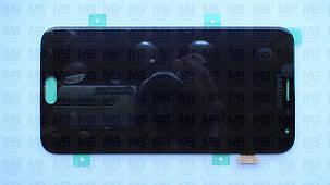 Дисплей с сенсором Samsung J400 Galaxy J4 2018 чёрный/black, GH97-21915A, фото 2