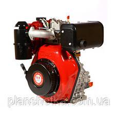 Двигатель дизельный WEIMA WM186FBS (R) (вал под шпонку), фото 3