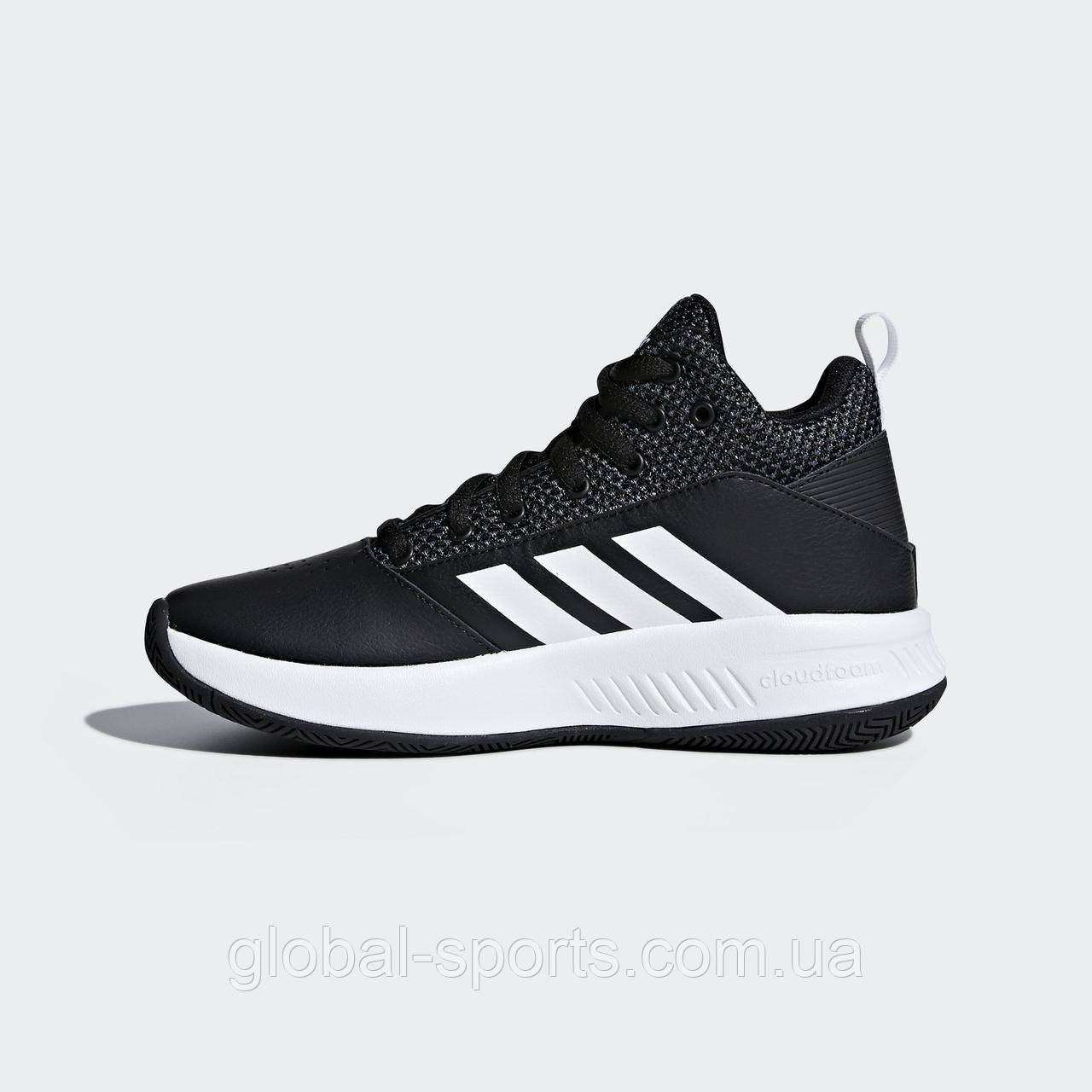 f84e13e7 Детские кроссовки Adidas Performance Cloudfoam Ilation Mid 2.0 (Артикул:  DB1465), ...