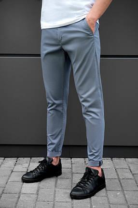 Брюки мужские beZet classic grey '18, фото 2