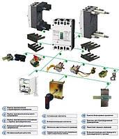 Силовое оборудование защиты и коммутации CHINT