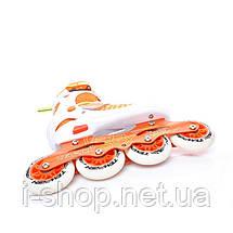 Роликові ковзани Tempish VESTAX orange, фото 2