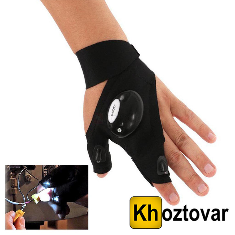 Перчатка с подсветкой DreamTon