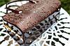 Сумка женская под рептилию лаковая коричневая, фото 4