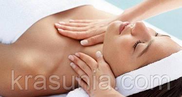 Косметологический массаж лица и шеи
