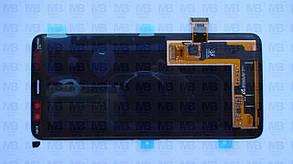 Дисплей с сенсором Samsung А530 Galaxy А8 чёрный/black, GH97-21406A, фото 2