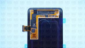 Дисплей с сенсором Samsung А530 Galaxy А8 чёрный/black, GH97-21406A, фото 3