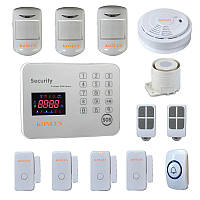 GSM сигнализация Security Alarm System для дома, квартиры и офиса  G3