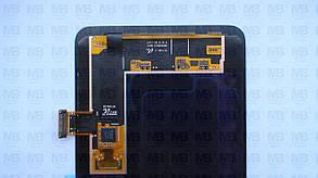 Дисплей с сенсором Samsung A730 Galaxy A8 Plus чёрный/black, GH97-21534A, фото 3