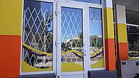 Защитные решетки на окна и двери 1 типа КОМПРЕД