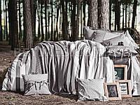Комплект постельного белья 200x220 ISSIMО BURTON серый