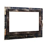 Дверь камина НСК Восток 900*900