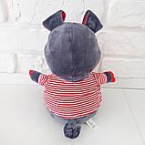 Мягкая игрушка Поросенок Хосе 23см, фото 2