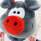 Мягкая игрушка Поросенок Хосе 23см, фото 3