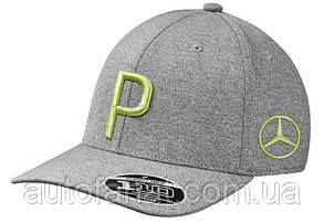 Бейсболка Mercedes Golf Cap, Grey, by PUMA, артикул B66450306