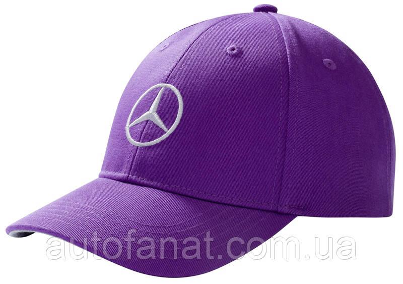 Детская бейсболка Mercedes-Benz Children's Cap, Purple (B66953159)