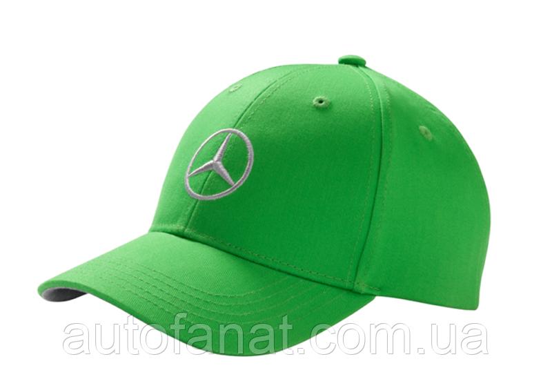 Детская бейсболка Mercedes-Benz Children's Cap, Green (B66953157)