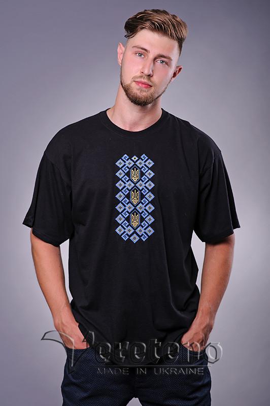 Чоловіча вишита футболка f8e09c51684c2