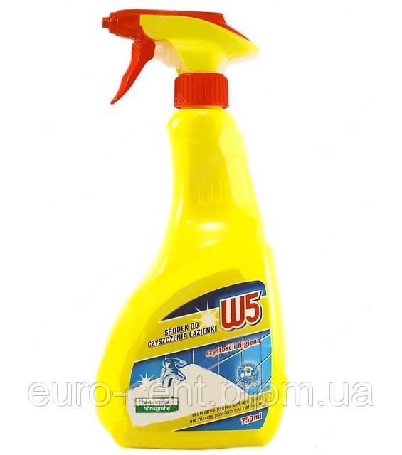 Спрей для ванны антибактериальный W5 Bad Reiniger