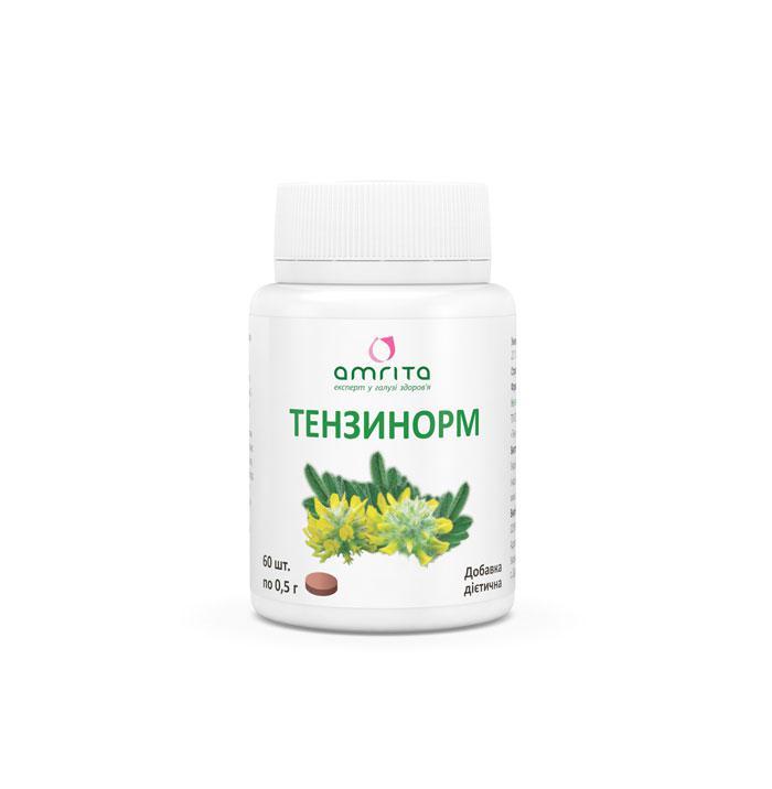 Тензинорм  60 таблеток