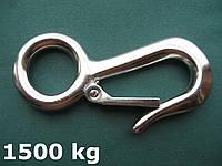 Нержавеющий крюк чалочный, 115 мм