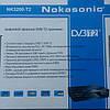 Цифровой эфирный DVB-T2 приемник Nokasonic NK 3200-T2 ресивер / приставка , фото 3